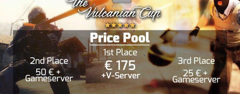 Vulcanian Esports Cup 2016