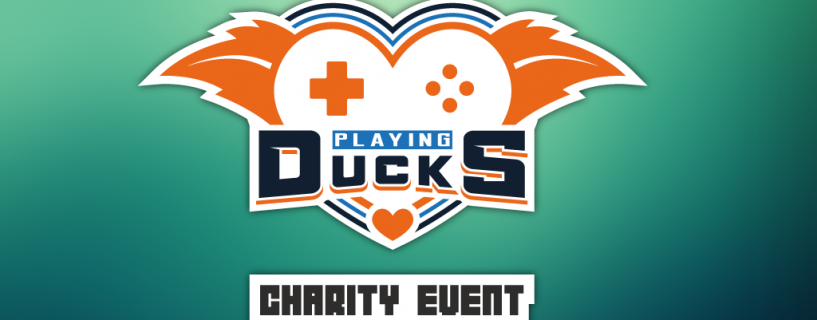 Ducks Charity WebTV Event