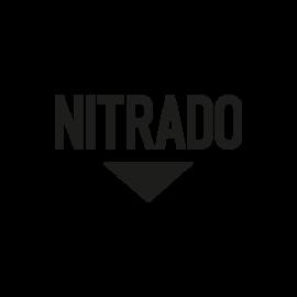 NITRADO Logo Black