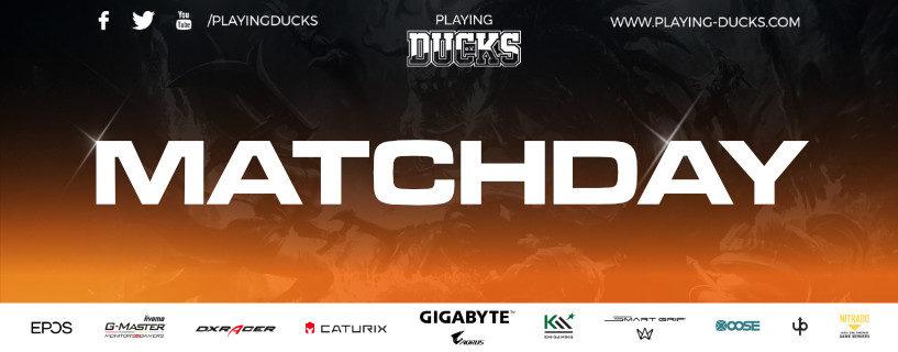 Primeleague Ducks vs. DIVIZON