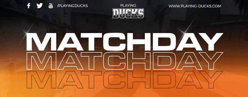 Jetzt LIVE – Ducks vs. Tickling Tentacles